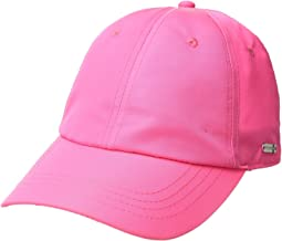 Solid Soft Solid Nylon Baseball Cap