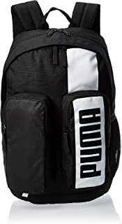 Puma Deck Backpack Ii Black Bag For Unisex, Size One Size