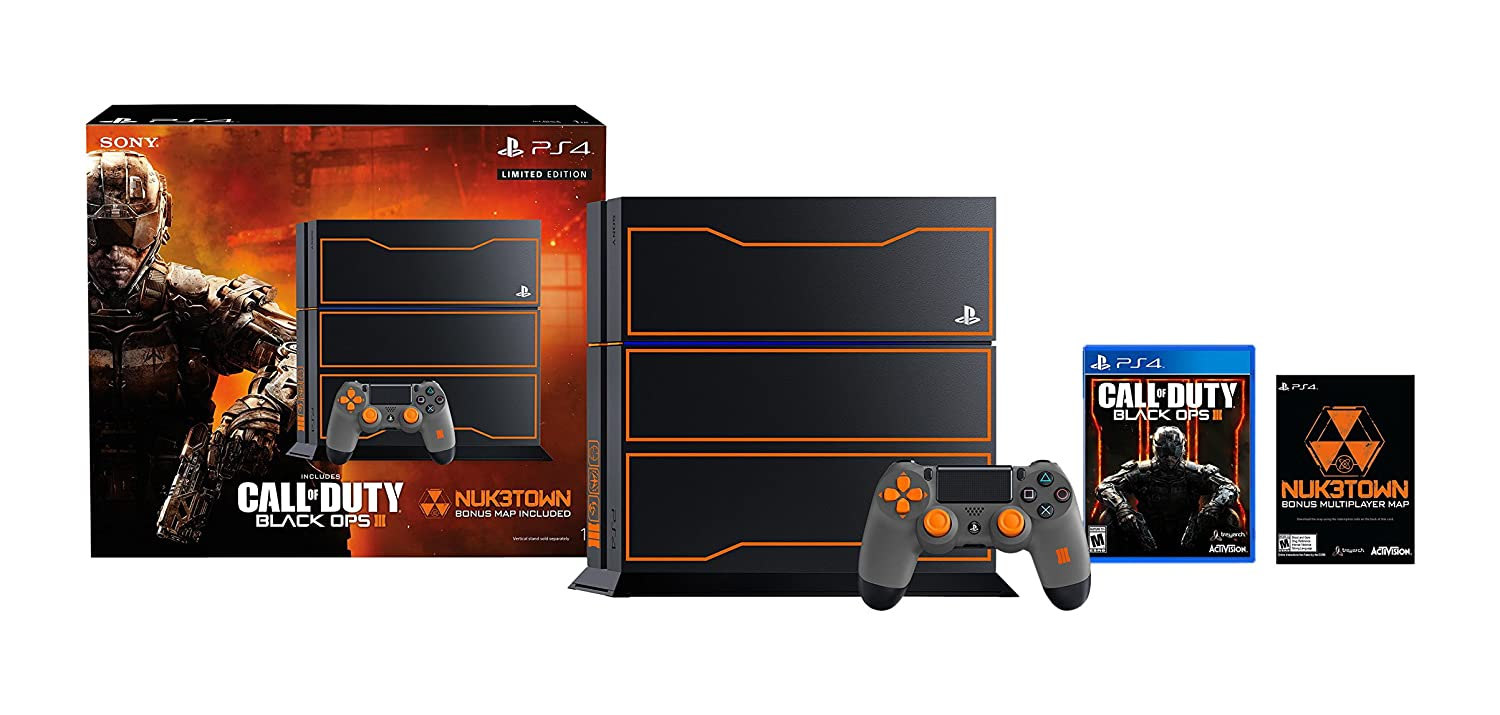 PlayStation Tucson Mall 4 1TB Console - Call Year-end annual account of Ed 3 Ops Duty: Limited Black