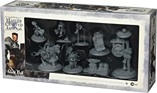 Steamfoged Games Guild Ball: Blacksmith Forged from Steel Miniature Game Figure