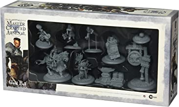 Steamfoged Games SFGB03-028 Guild Ball: Blacksmith Forged from Steel Miniature Figure