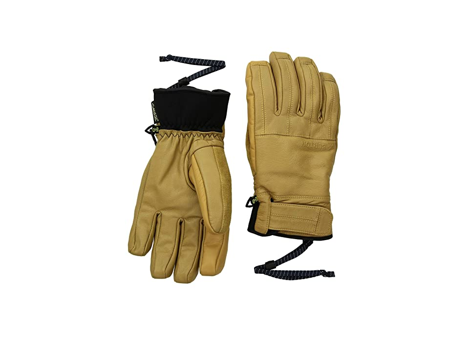 Burton Gondy GORE-TEX(r) Leather Glove (Raw Hide 1) Extreme Cold Weather Gloves