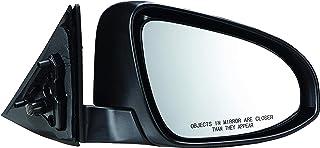 Dorman 959-172 Passenger Side Power Door Mirror - Folding for Select Toyota Models, Black