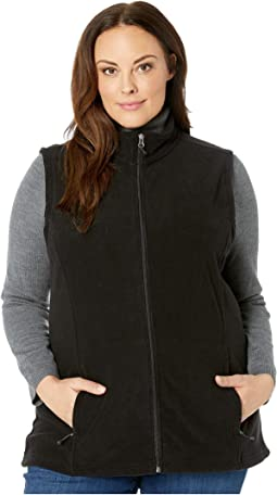 Plus Size Sierra Mountain Vest