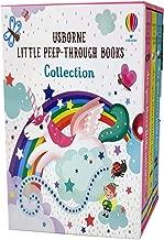 Usborne Little Peep Through 3 Books Box Set Collection
