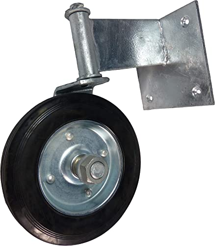 discount Swivel Wheel for discount Swinging Wood Gate. Galvanized Steel Guards Against Rusting. Product is Easy discount to Install online sale