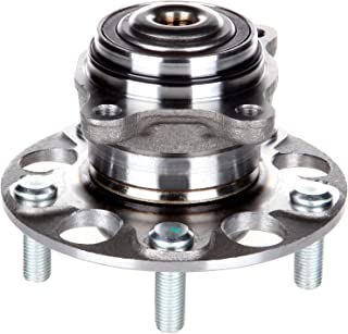 SCITOO Compatible with 512256 Rear Wheel Hub Bearing Assembly fit 06-09 Acura Honda 5 Lugs