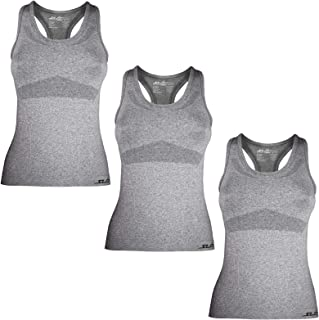 Sub Sports SubAir Mens Baselayer Top Grey Seamless Short Sleeve Sports Workout