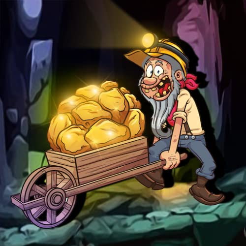 Century Gold Miner - Classic Gold Digger Games Free