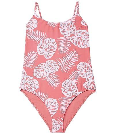 Roxy Kids California Friends One-Piece Swimsuit (Big Kids)