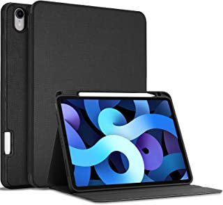 ProCase New iPad Air 4 Case (Latest Model), iPad 10.9 inch 2020 Case with Pencil Holder, Slim Protective Folio Stand Cover...