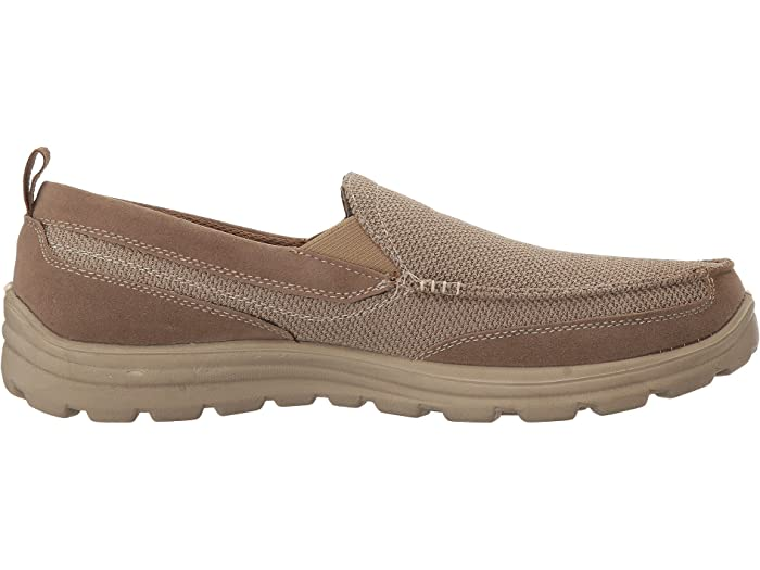 Deer Stags Fitzslip-on Taupe Loafers