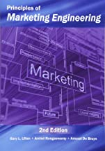 Best principles of marketing engineering 2nd edition Reviews