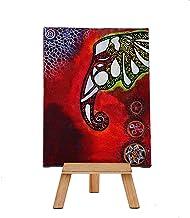 Rangrage Elephant Classic Canvas Painting