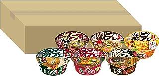 【Amazon.co.jp限定】 日清 どん兵衛 バラエティー 6種類 (計18個) 【セット買い】