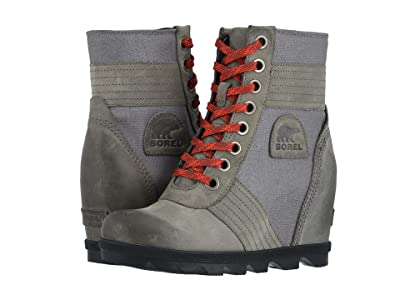 SOREL Lexietm Wedge (Quarry 1) Women