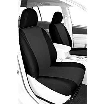 Gravel Duck Weave Covercraft Carhartt SeatSaver Second Row Custom Fit Seat Cover for Select Ford Flex Models