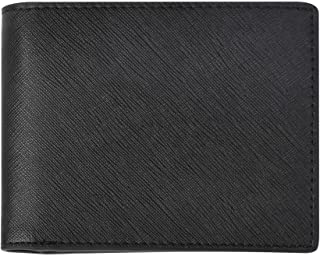 Slim Wallet for Men RFID Blocking Slimfold Leather Wallet Comes in Gift Box (Minimalist Business)