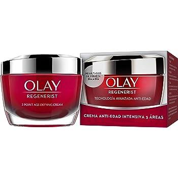 Olay Regenerist 3 Áreas Hidratante Anti-Edad Reafirmante 50 ml, da ...