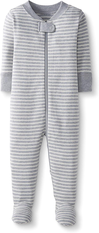 b/éb/és Moon and Back by Hanna Andersson Pyjama sans pied en coton bio pour tout-petits