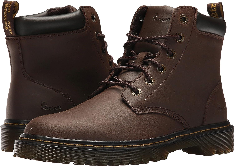 Dr. Martens - Mens Cartor 6 Eye Boot
