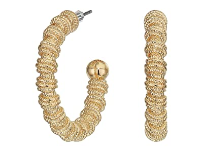 8 Other Reasons Everyday Hoops (Gold) Earring