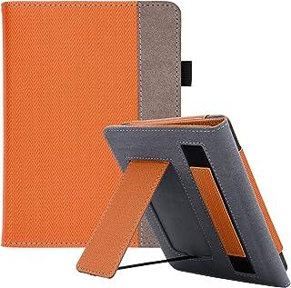 WALNEW AMAZON Kindle Paperwhite第十世代カバー ケース 2018 Kindle Paperwhite Newモデル(第10世代 Model NO. PQ94WIF)に適応 スタンド機能 ベルト付き マグネット機能搭...