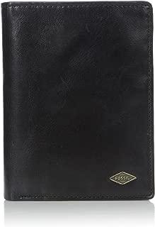 Fossil Ryan Black Men's Wallet (ML3734001)