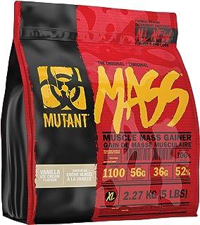 Mutant Mutant Mass Vanilla Ice Cream - 2200 gr