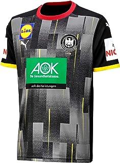 PUMA DHB Away Shirt mit Sponsoren Grey Dawn Heather White-T