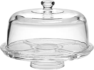 Artland American Diner Six-in-One Server, Clear