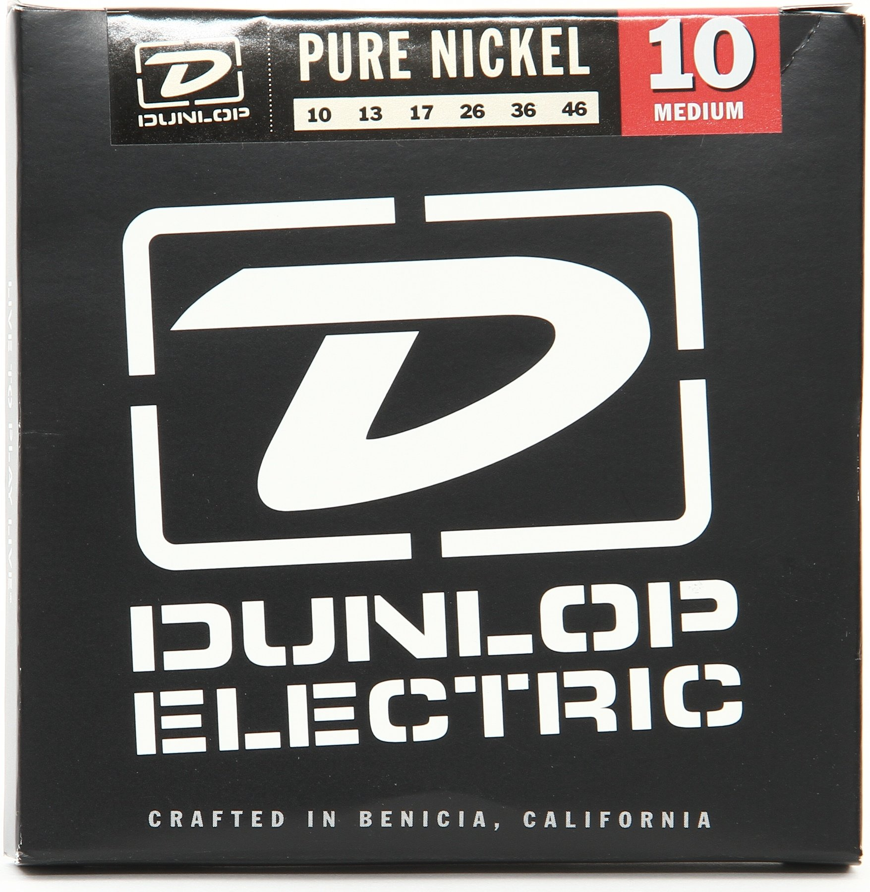 Cheap Jim Dunlop DEK30 30 Gauge Pure Nickel Electric Guitar D String Light/Heavy (Single) Black Friday & Cyber Monday 2019