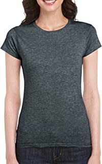 Women's Fitted Cotton T-Shirt, 2-Pack