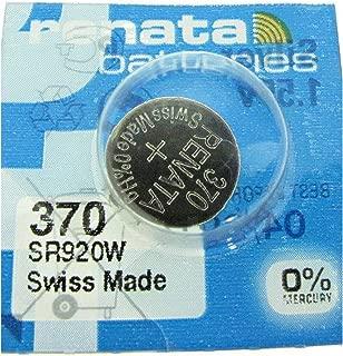 Best renata watch battery kit Reviews
