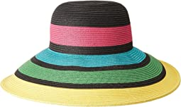 UBL6811 Sun Brim w/ Stripes