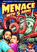 Joshua Kennedy's Drive-In Horror - Double Feature: Menace With 5 Arms / Curse of The Insect Woman