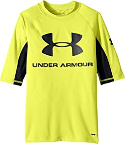 UA Comp Short Sleeve Rashguard (Toddler)