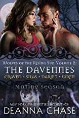 The Davennes: Wolves of the Rising Sun: Volume 2: Mating Season Kindle Edition