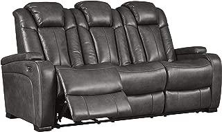 Signature Design by Ashley Turbulance Power Reclining Sofa, 81.75