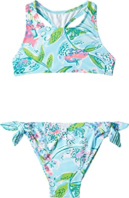 UPF 50+ Maisie Bikini (Toddler/Little Kids/Big Kids)