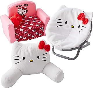 My Life Doll - Juego de 3 muebles de Hello Kitty de 18 pulga