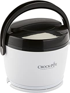 Crock-Pot Lunch Crock Food Warmer, Black