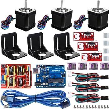 Impresora 3D profesional Kit CNC para Arduino GRBL CNC Shield + ...