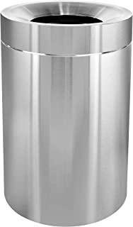 stainless steel trash can 13 gallon costco