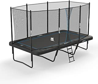 upper bounce 10x17 mega rectangle trampoline