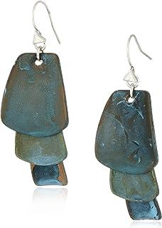 Robert Lee Morris Women's Patina Drop Earrings