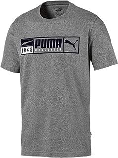 PUMA Men's Gold Plate Brand Graphic
