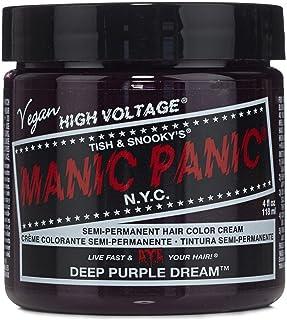 MANIC PANIC CLASS DEEP PURPLE 4