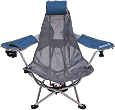 Kelsyus Mesh Backpack Chair - Portable Chair for Camping, Tailgates, and Outdoor Events
