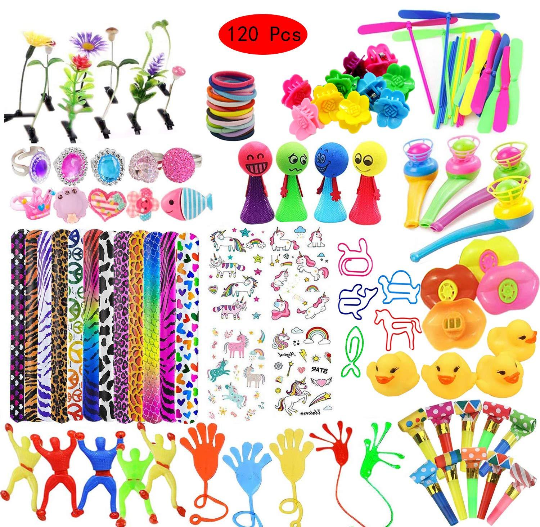 Mattelsen Juguetes de Fiesta a Granel 90 Pcs para Rellenar Piñatas y Bolsas de Regalo de Fiestas de Cumpleaños Infantiles del Partido Favor Niñas Infantiles niños o para el Colegio: Amazon.es: Juguetes